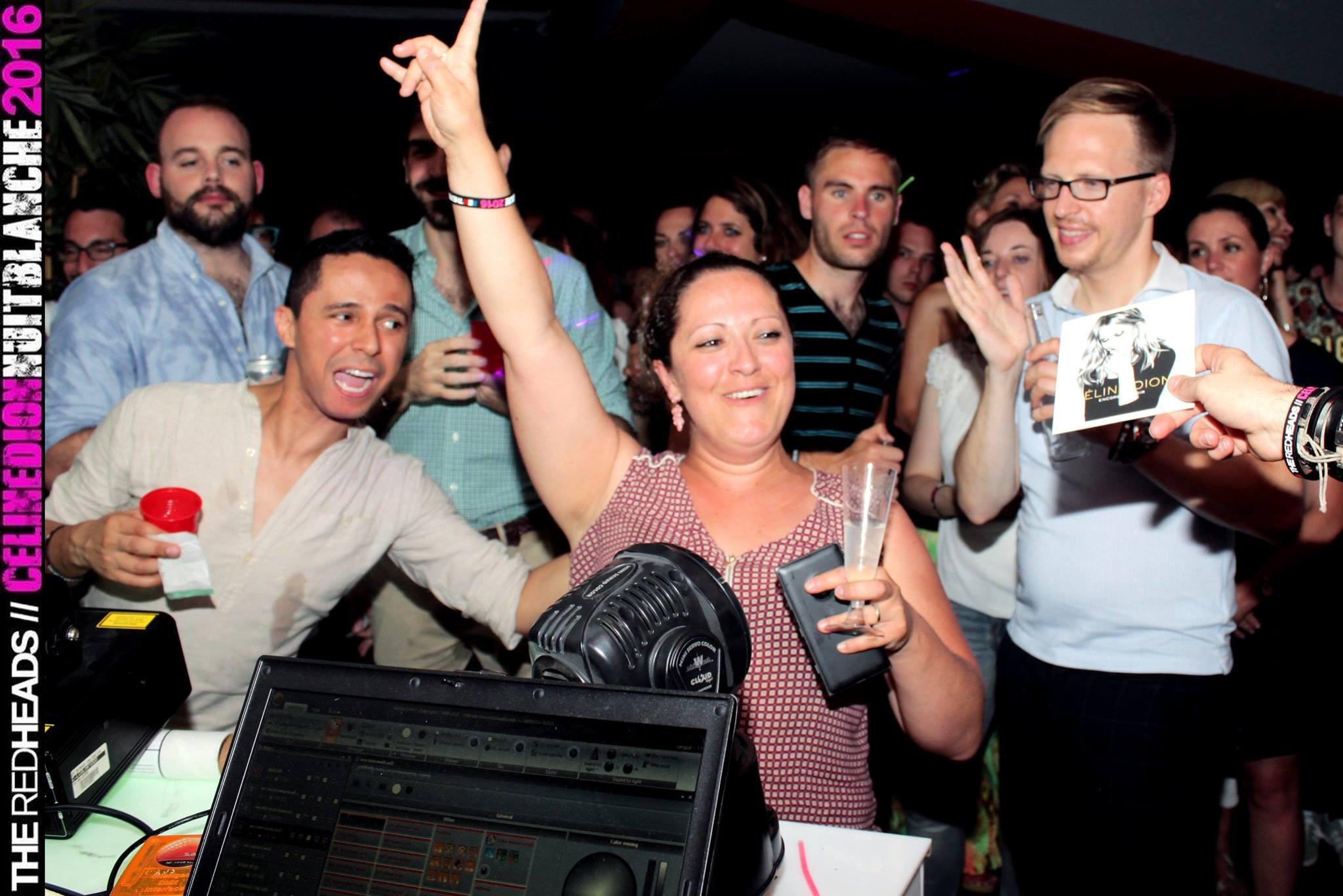 Nuit Blanche - Céline Dion Party