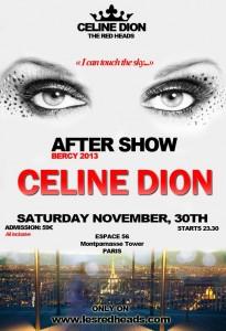 Soirée privée, 30 novembre 2013, Tour Montparnasse, uniquement sur invitation