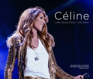 Nouveau DVD de Celine Dion