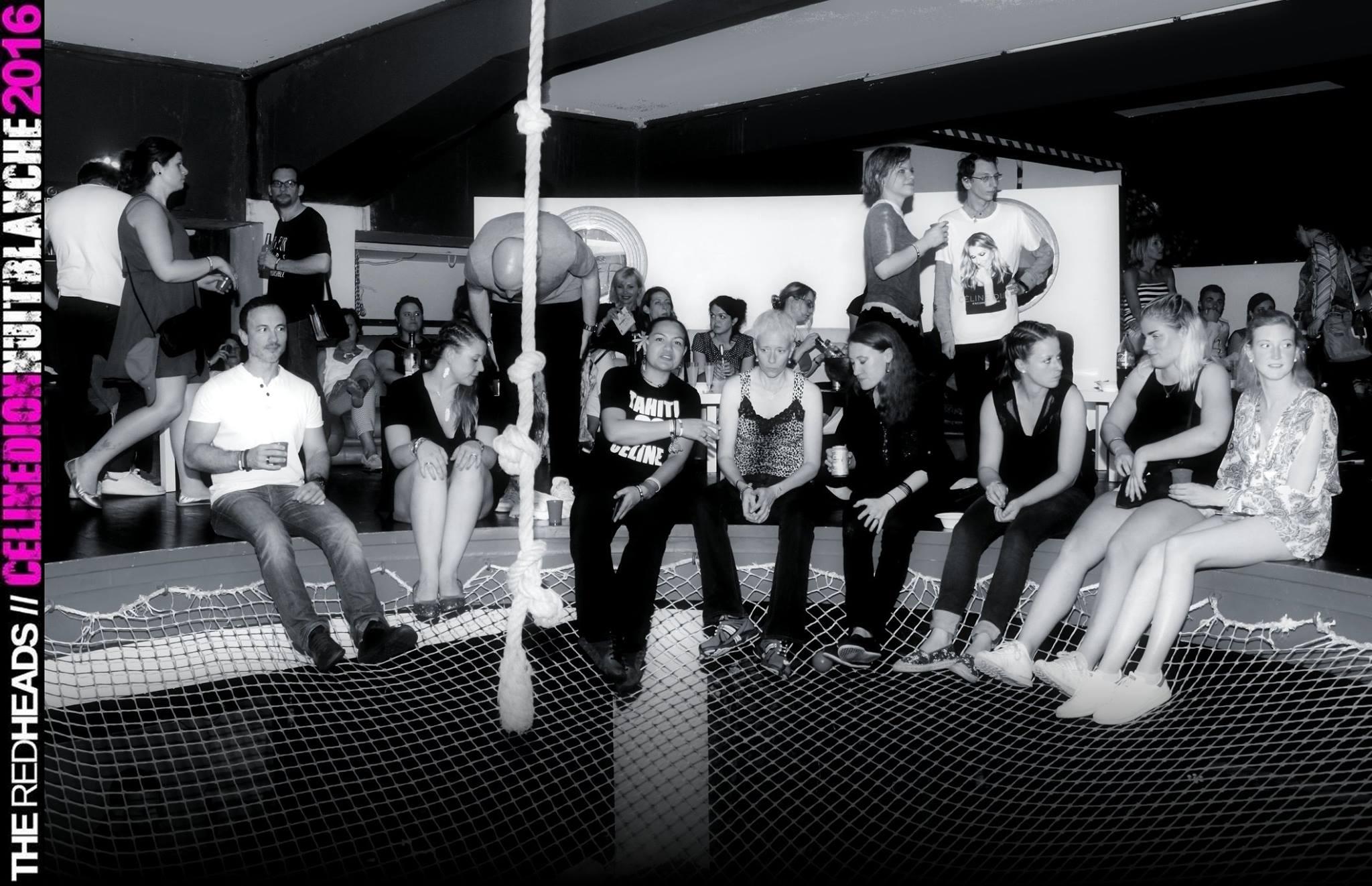 Nuit Blanche – Céline Dion AfterShow Party